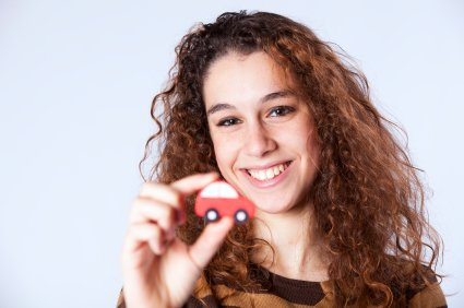 average cost for young women car insurance