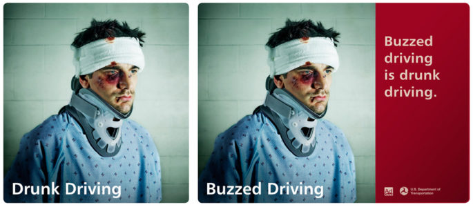 Buzzed Driving is Drunk Driving Ad Council